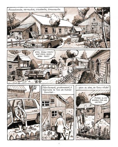 Page 2 La forêt des renards pendus