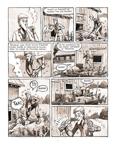 Page 3 La forêt des renards pendus