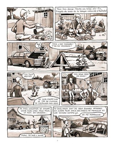 Page 4 La forêt des renards pendus
