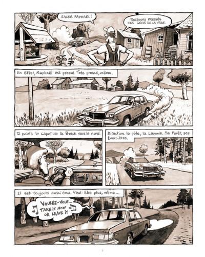 Page 5 La forêt des renards pendus