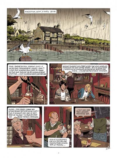 Page 1 La Dame de fer