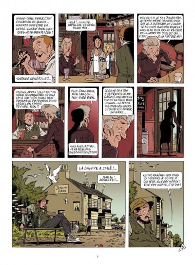 Page 3 La Dame de fer