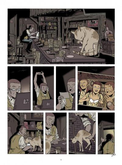 Page 4 La Dame de fer