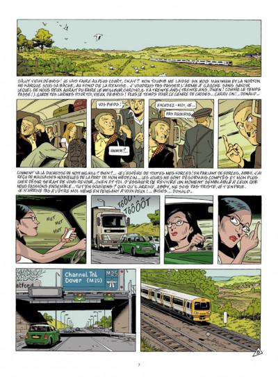 Page 5 La Dame de fer