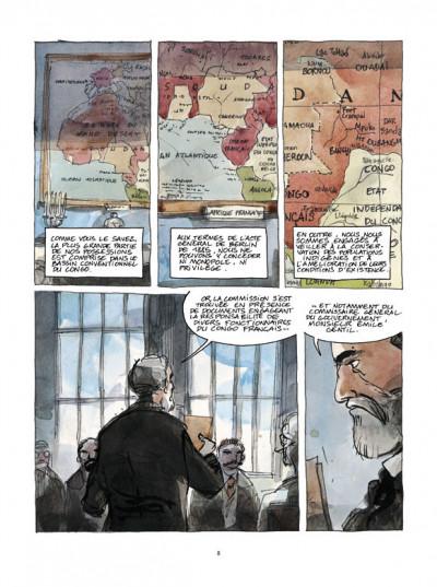 Page 4 Le rapport Brazza - Congo 1905