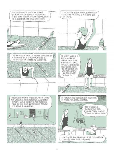 Page 9 Les heures passées à contempler la mère