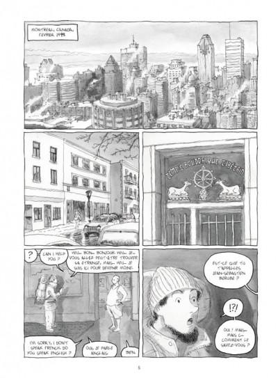 Page 1 Comment je ne suis pas devenu moine