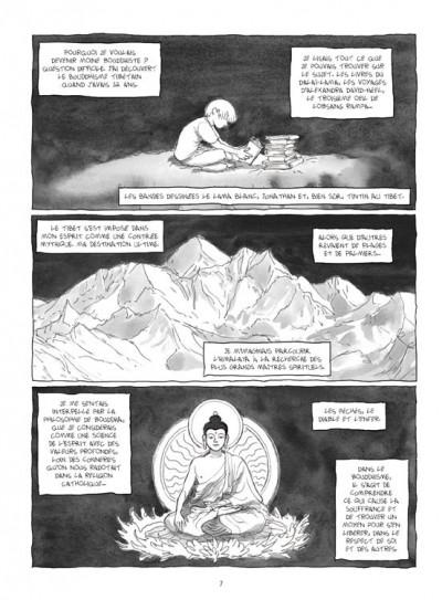 Page 2 Comment je ne suis pas devenu moine