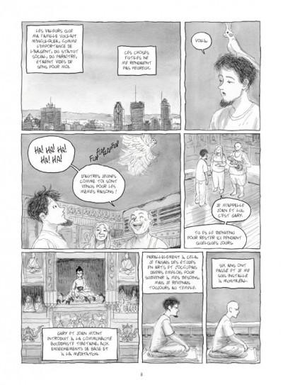 Page 3 Comment je ne suis pas devenu moine