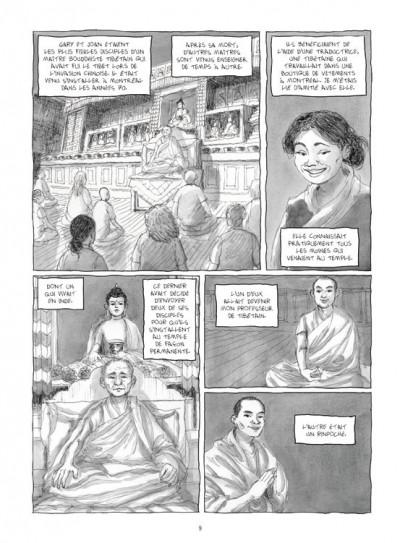 Page 4 Comment je ne suis pas devenu moine