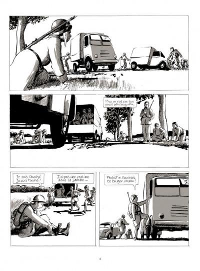 Page 2 La déconfiture tome 1
