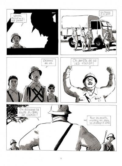 Page 3 La déconfiture tome 1