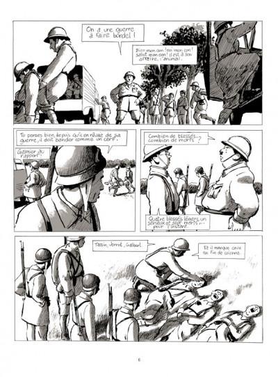 Page 4 La déconfiture tome 1