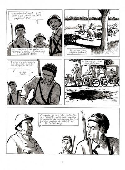 Page 5 La déconfiture tome 1
