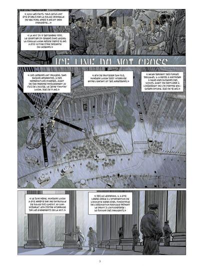 Page 4 Le pouvoir des innocents - cycle 2 tome 5
