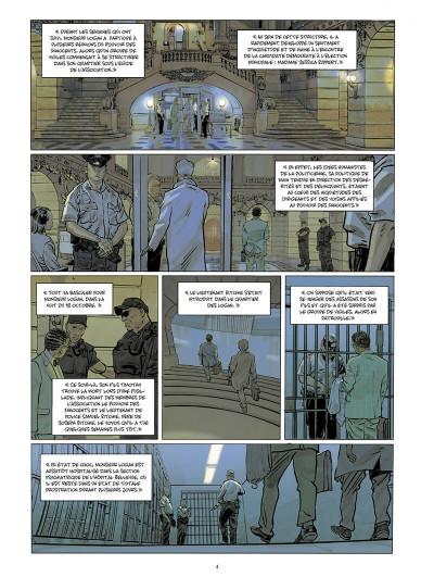 Page 5 Le pouvoir des innocents - cycle 2 tome 5