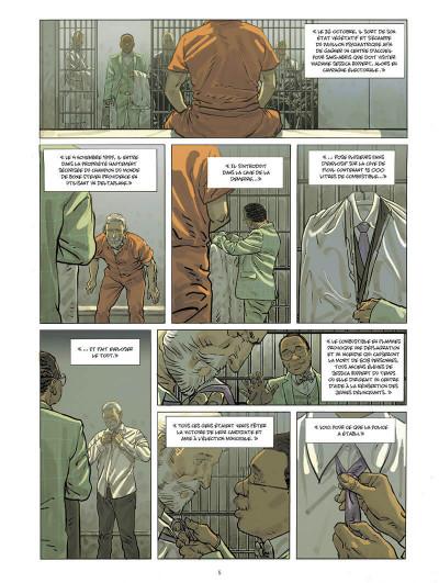 Page 6 Le pouvoir des innocents - cycle 2 tome 5