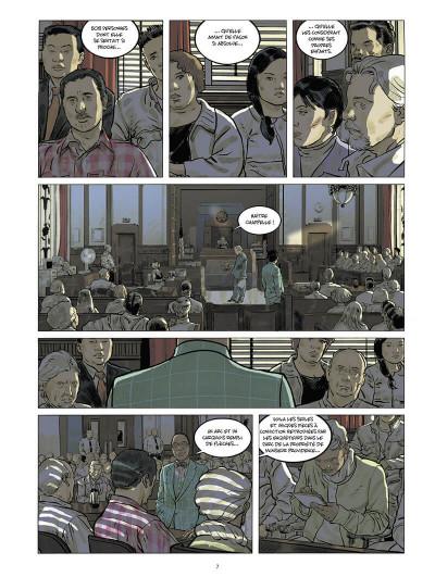 Page 8 Le pouvoir des innocents - cycle 2 tome 5