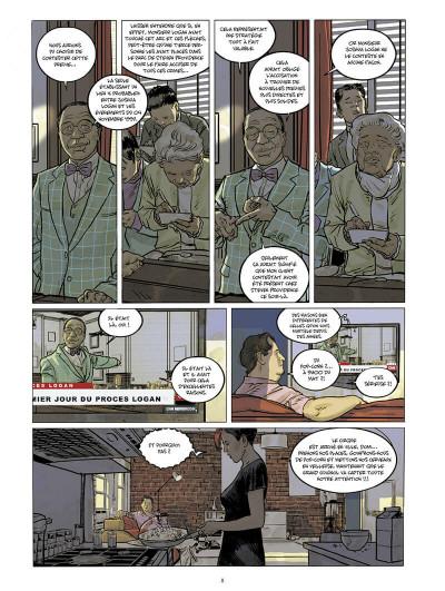 Page 9 Le pouvoir des innocents - cycle 2 tome 5