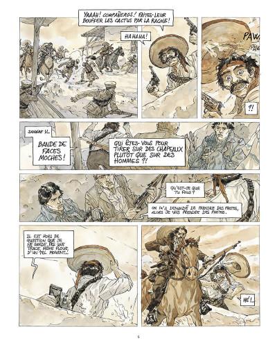 Page 6 Notre Amérique tome 2