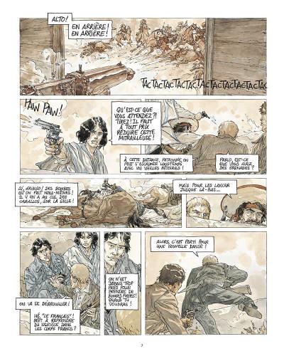 Page 8 Notre Amérique tome 2