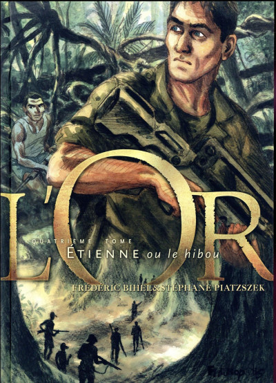 Couverture L'or tome 4