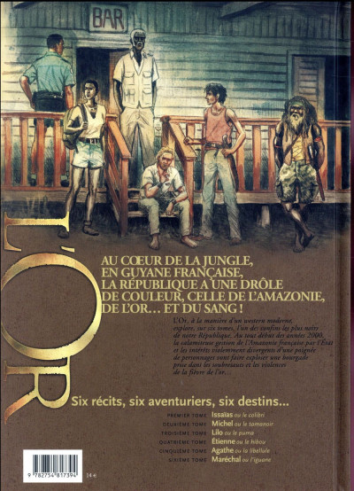 Dos L'or tome 4