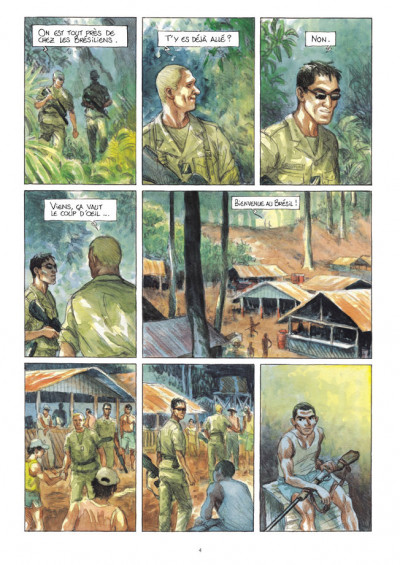 Page 2 L'or tome 4