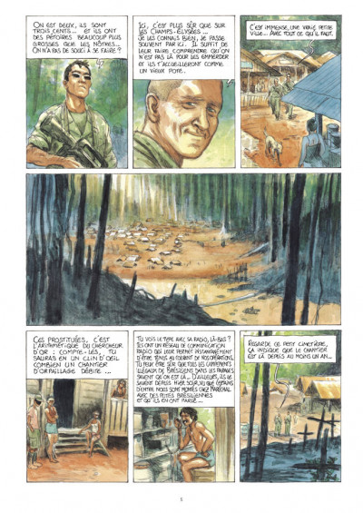 Page 3 L'or tome 4