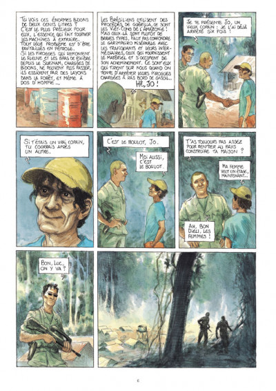 Page 4 L'or tome 4