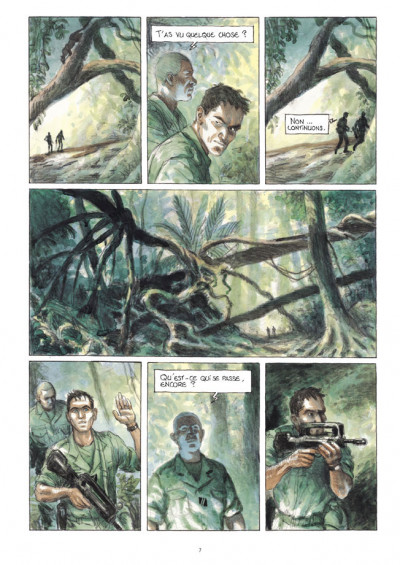 Page 5 L'or tome 4