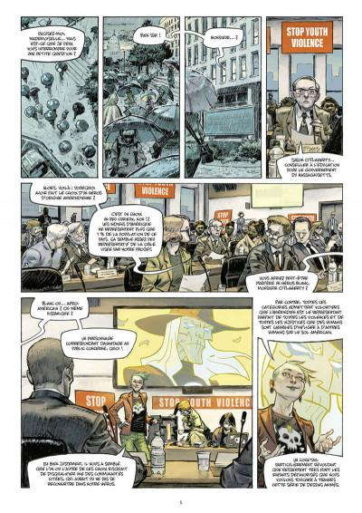 Page 6 Urban tome 5 + ex-libris offert