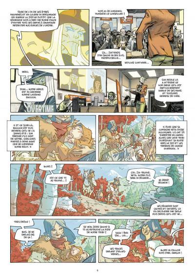 Page 7 Urban tome 5 + ex-libris offert