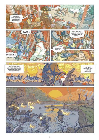 Page 8 Urban tome 5 + ex-libris offert