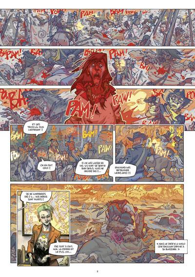 Page 9 Urban tome 5 + ex-libris offert