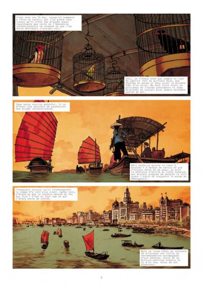 Page 1 Une vie tome 3