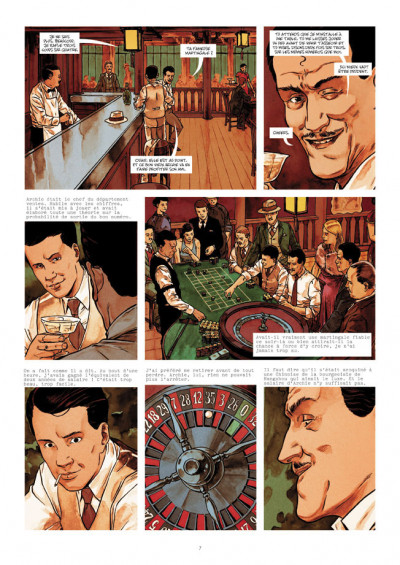 Page 5 Une vie tome 3