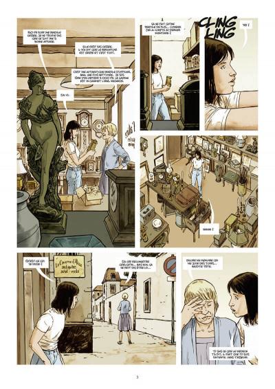 Page 4 Une vie tome 4