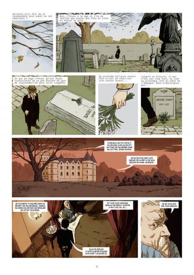 Page 6 Une vie tome 4