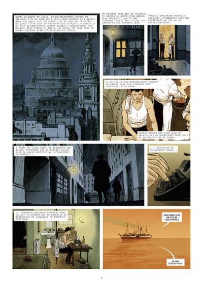 Page 8 Une vie tome 4