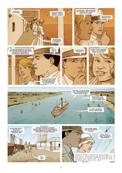 Page 9 Une vie tome 4