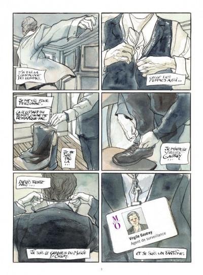 Page 1 Les disparues d'Orsay