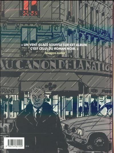 Dos Tardi-Manchette - intégrale