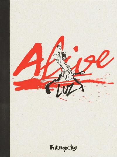 Couverture Alive ! - édition limitée
