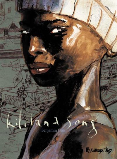 Couverture Kililana song - intégrale