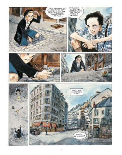 Page 2 Un sac de billes - intégrale