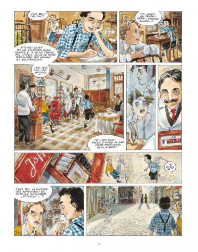 Page 4 Un sac de billes - intégrale
