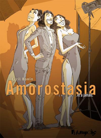 Couverture Amorostasia tome 3