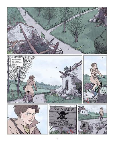 Page 4 Violette Morris tome 1