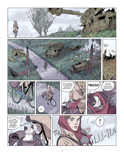 Page 5 Violette Morris tome 1